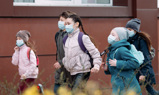 A Group Of Parents Sent Their Kids' Face Masks to A Lab for Analysis. Here Are All The Diseases They Found.