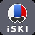 iSKI Russia - Ski, Snow, Resort info, GPS Tracker icon