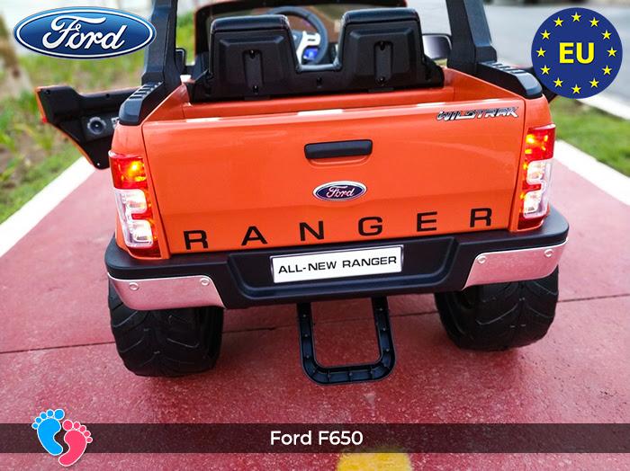 Ô tô điện Ford Ranger DK-F650 8