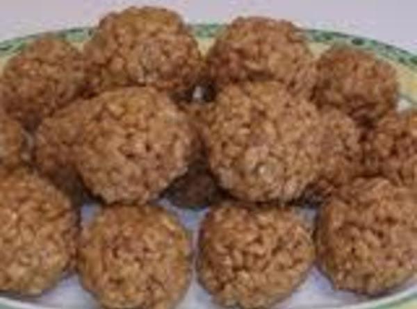 Oat Snack Balls Recipe