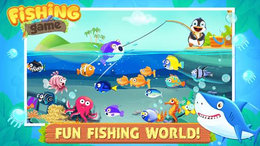 fishing games for kids - hgamey learning game screenshot 2