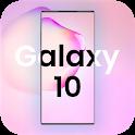 Galaxy Note 10 Launcher-Samsung Theme icon