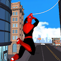 Spider Hero Rope Fighting - Gangster San andreas icon