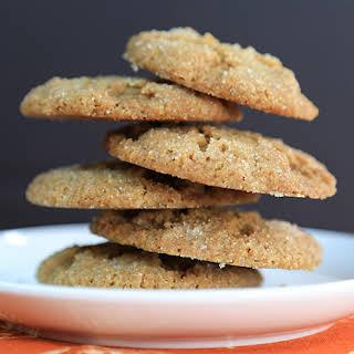Sunflower Seed Spread Cookies.