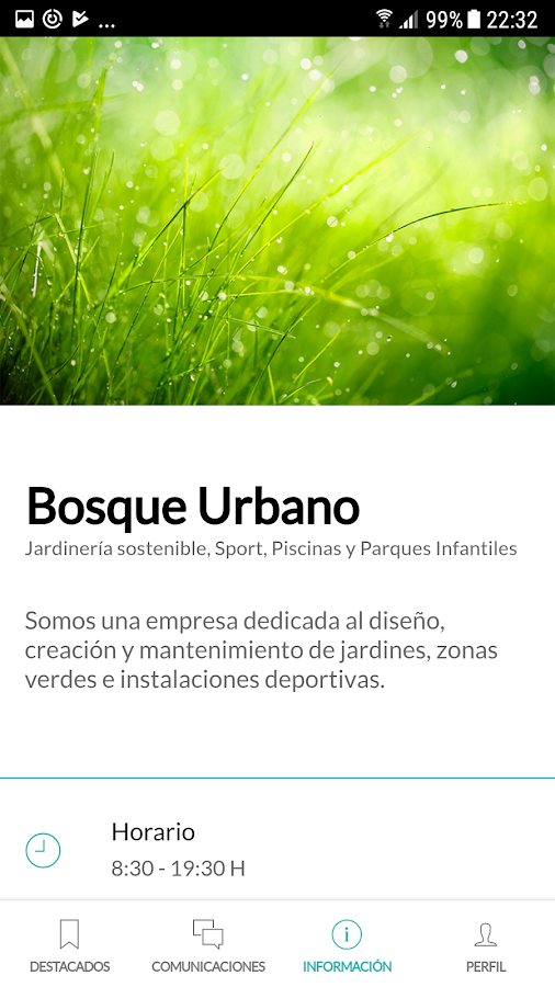 Bosque Urbano- screenshot