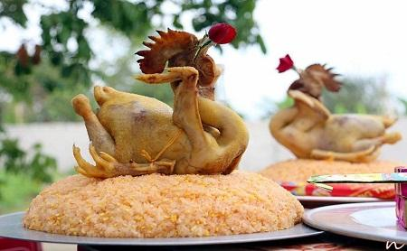 Kết quả hình ảnh cho đặt gà cúng
