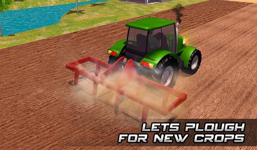 Farming sim 2018 - Tractor driving simulator apkdebit screenshots 15