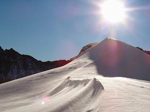 Photo: Naváté sněžné duny