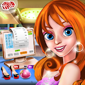 Tải Game Rich Girl Shopping Mania