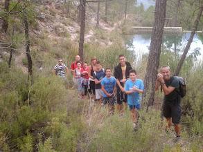 Photo: Cruzando la presa