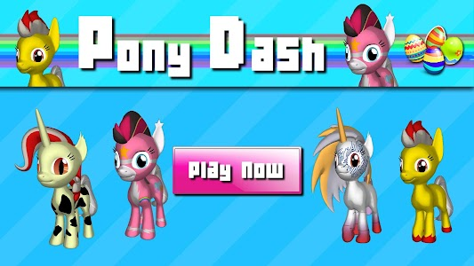 Pony Dash screenshot 0