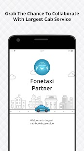 FoneTaxi Partner- screenshot thumbnail