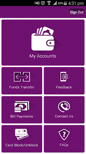 Meezan Mobile Banking- screenshot thumbnail