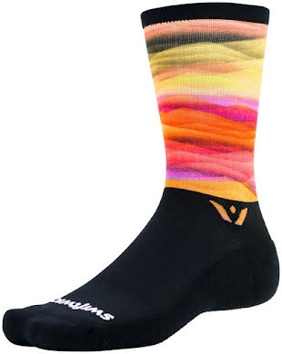 Swiftwick Vision Seven Impression Socks - 7 inch alternate image 1