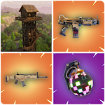 Guess the picture for Fortnite Quiz Icon