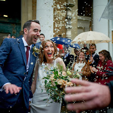 Wedding photographer Martin Beddall (beddall). Photo of 24.11.2017
