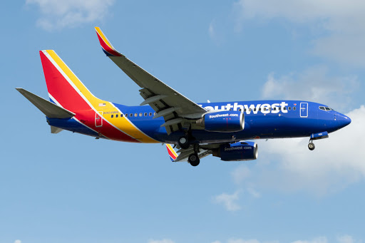 Unruly Passenger And Smoking Cellphone Causes Southwest Airlines Diversion