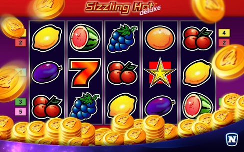 Sizzling Hot™ Deluxe Slot App Latest Version Download For Android and iPhone 4