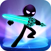 Shadow Stickman Ninja - Special Sword Fight