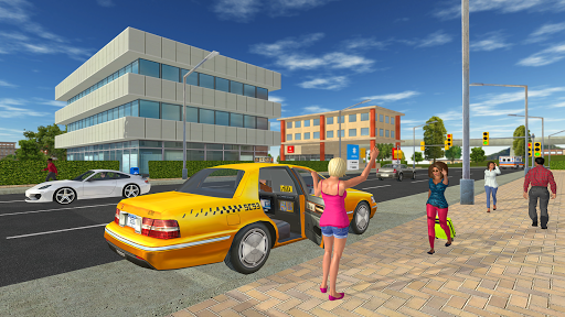 Taxi Game 2 1.0.1 screenshots 5