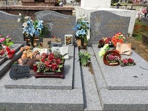 Photo: Cayenne - cemetery