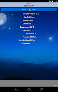 the Weather Screenshot
