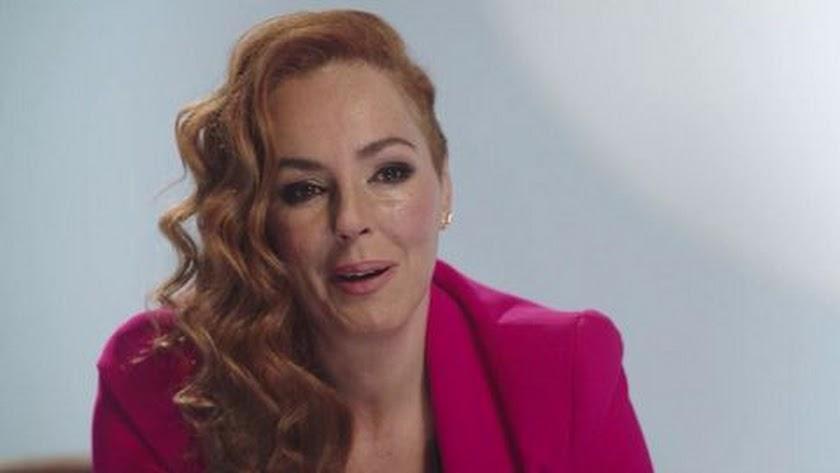 Rocío Carrasco en \'Rocío, la verdad para seguir viva\'.