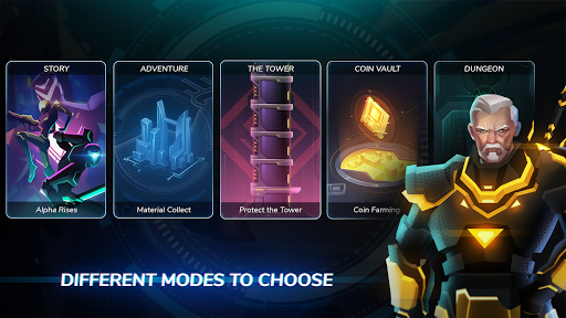 Overdrive II: Epic Battle - Shadow Cyberpunk City 1.9.1 de.gamequotes.net 5