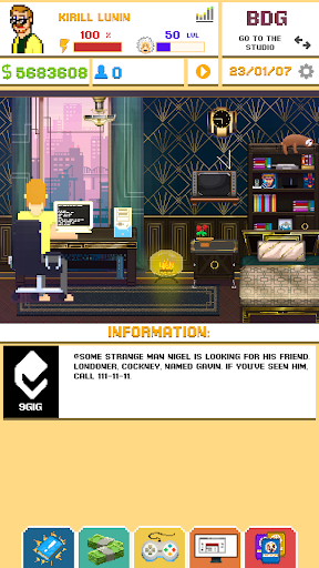 Developer Tycoon 2 - Game Dev Simulator apkmr screenshots 5