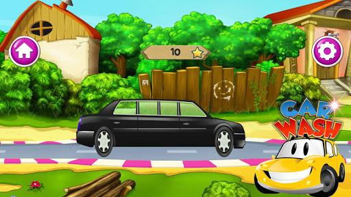 Code Triche Lavage de voiture pour enfants apk mod screenshots 5