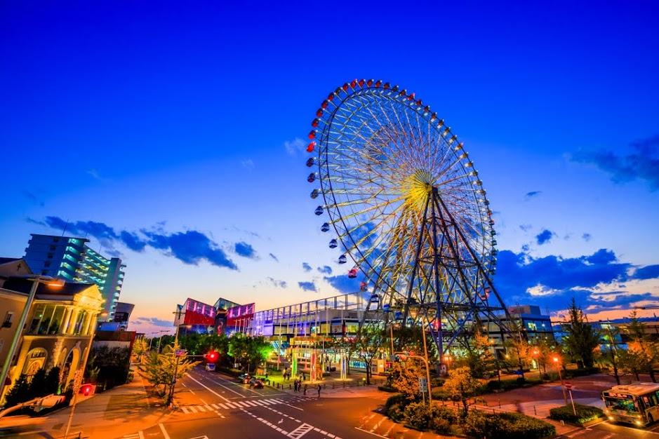 que ver y hacer en Osaka