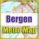 Bergen Norway Metro Map Offline for PC Windows 10/8/7