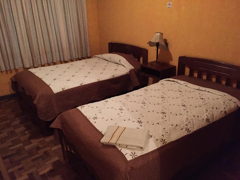ラパスのホテル Hotel Provenzal