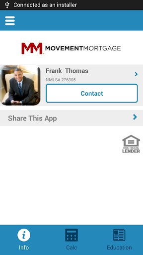 Mortgage Calculator by Frank