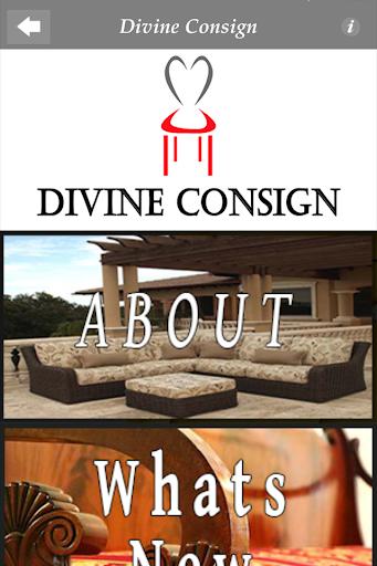 Divine Consign screenshot 1