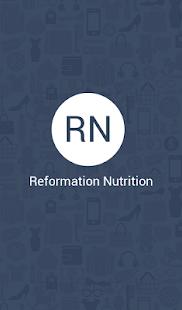 Tải REFORMATION NUTRITION APK