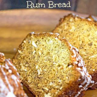 Jamaican Banana Rum Bread