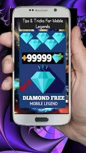 Diamond Mobile Legend Free Guide