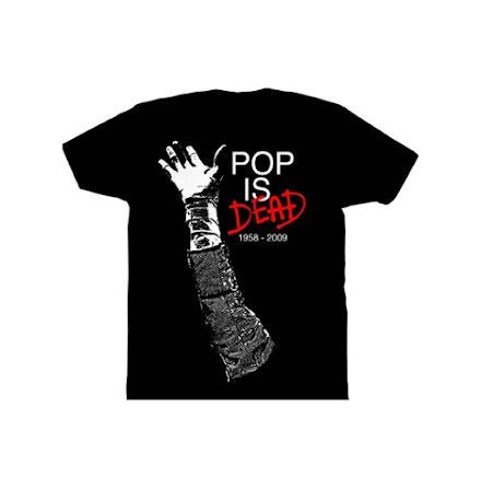 T-Shirt - Pop Is Dead