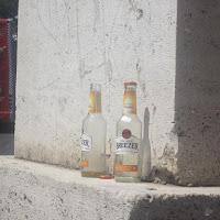 Bottiglie di vetro di