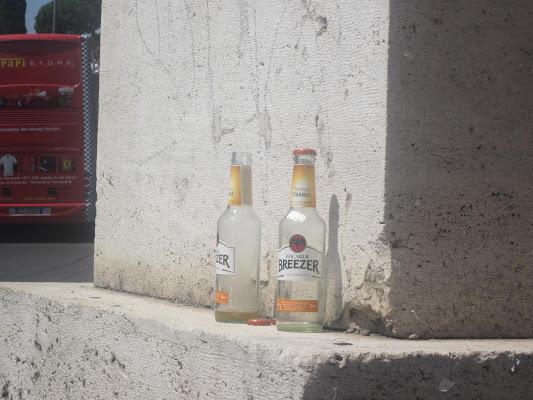 Bottiglie di vetro di emanuela_dolci