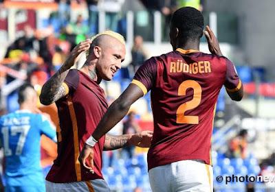"""Nainggolan : """"Conte, Hazard et Courtois veulent me voir à Chelsea"""""""