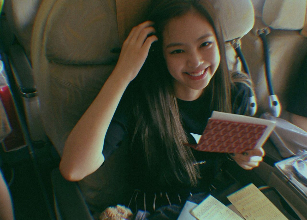 jennie airplane