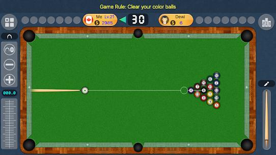 2018 Billiards – Offline & Online Pool / 8 Ball 10