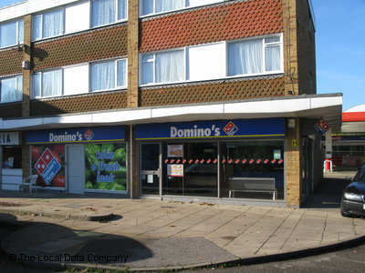 Dominos Pizza On The Avenue Pizza Takeaway In Gosport