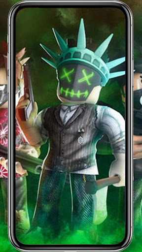 Wallpapers for Roblox player: Roblox 2 & 3 skins 5.0 3