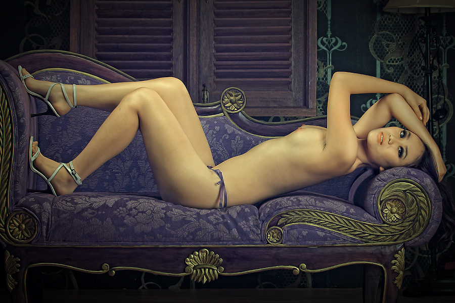 no title by Ayeeb Sasabone - Nudes & Boudoir Artistic Nude