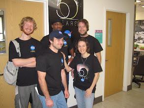 Photo: Kjell, Devin, Marcus, Heather, Deron
