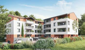 Appartement 4 pièces 82,9 m2