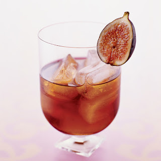 Fennel & Fig Infused Vodka.